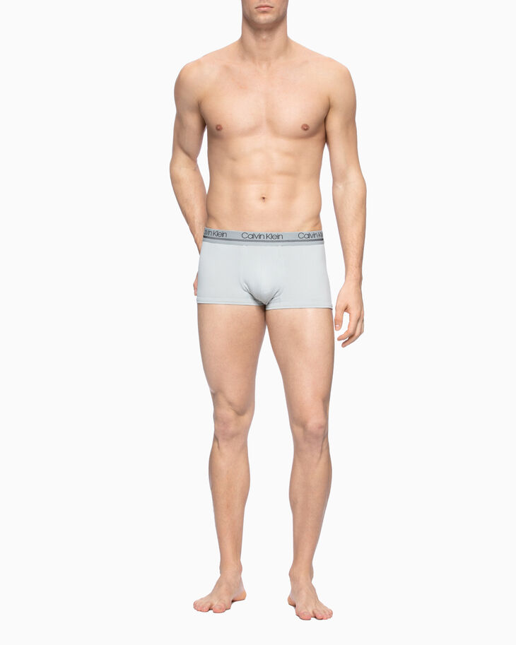 CALVIN KLEIN ACTIVE MESH MICRO LOW RISE TRUNKS