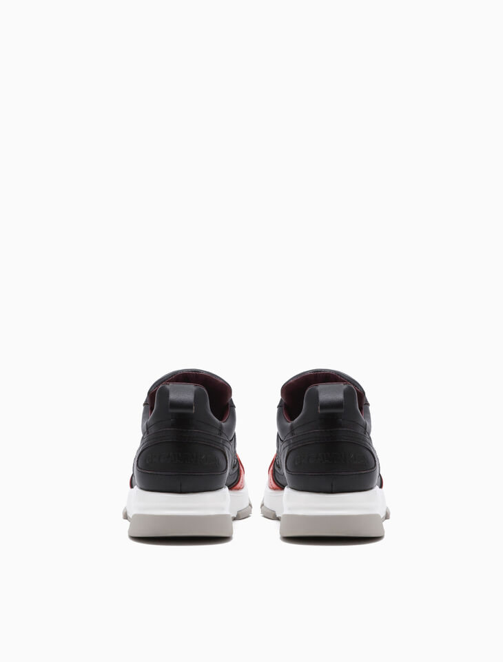 CALVIN KLEIN ROBLEY LACE UP SNEAKERS