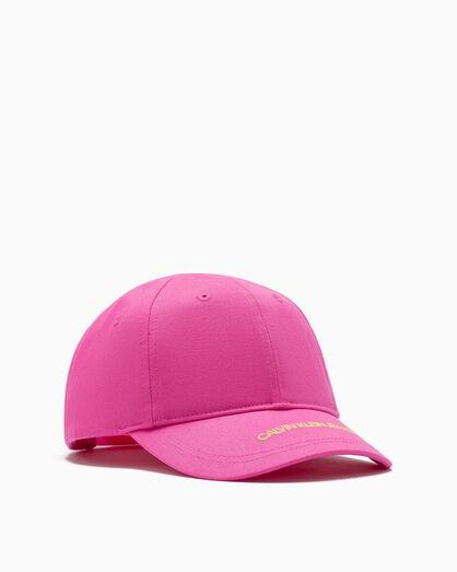 CALVIN KLEIN GIRLS INSTITUTIONAL BASEBALL CAP