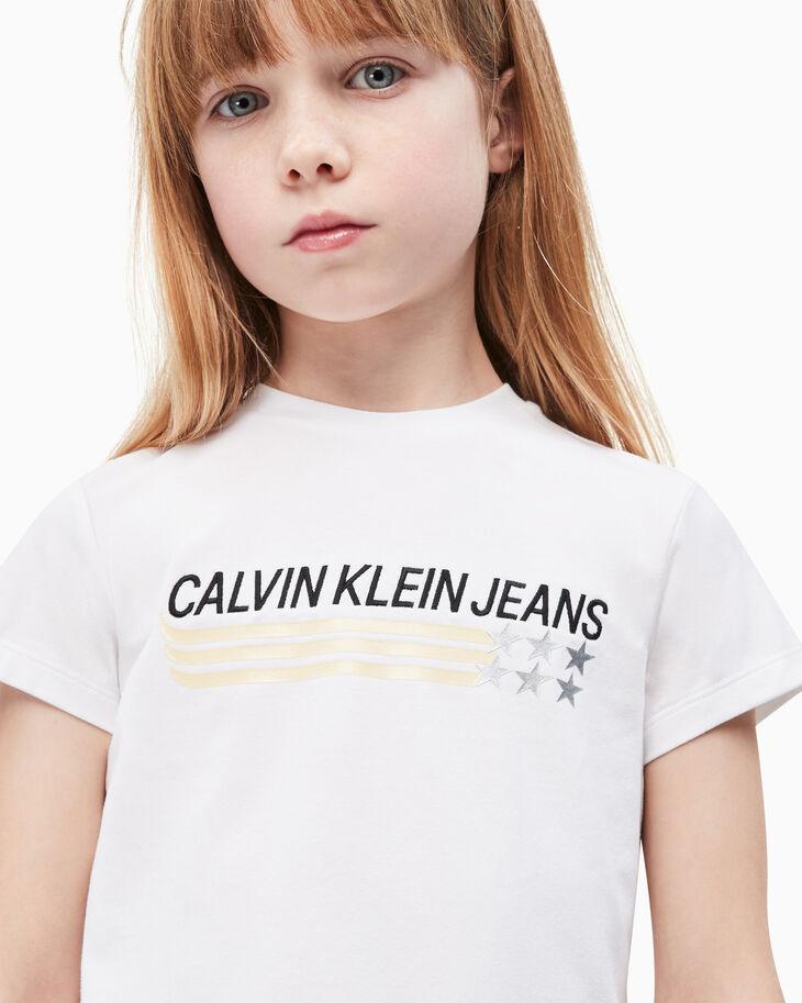 CALVIN KLEIN SLIM PRINTED T-SHIRT