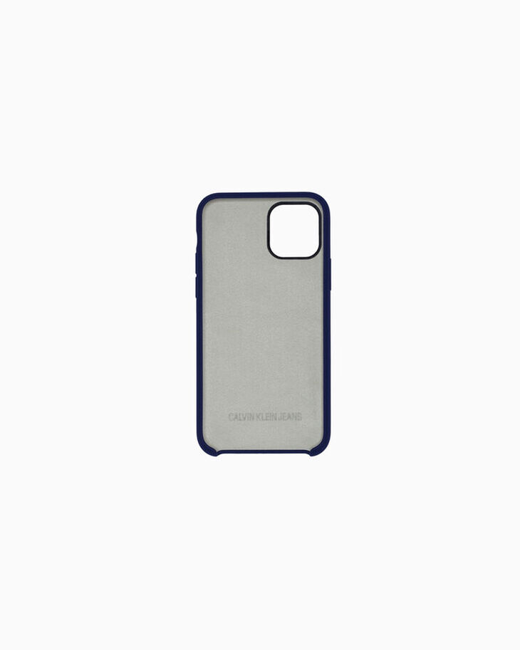 CALVIN KLEIN SILICONE MONOGRAM IPHONE 11 PRO CASE