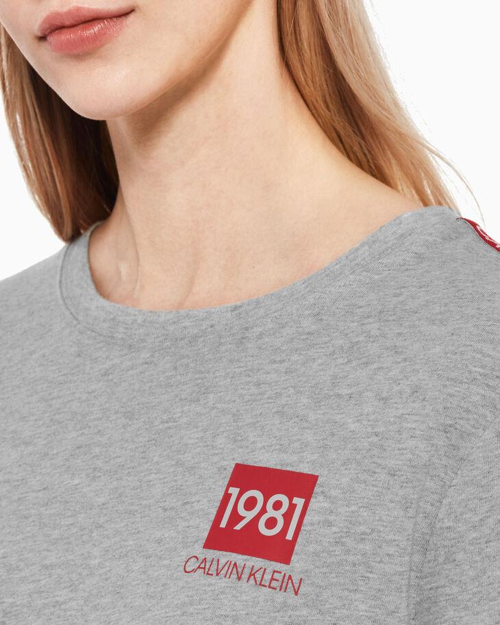 CALVIN KLEIN CK BOLD LOUNGE ナイトシャツ