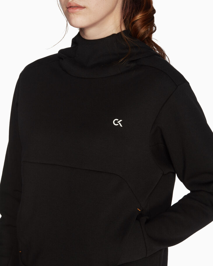 CALVIN KLEIN MODERN SWEAT HOODED 풀오버 스웨터