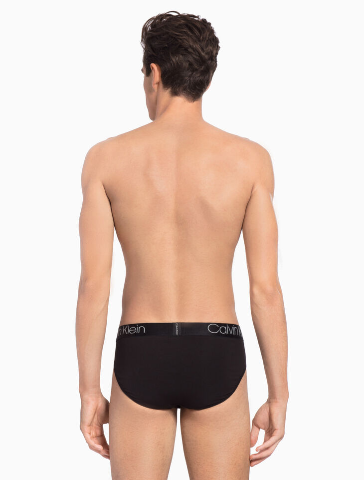 CALVIN KLEIN LUXE COTTON HIPSTER BRIEFS