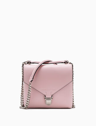 CALVIN KLEIN SCULPTED SHOULDER BAG SMALL