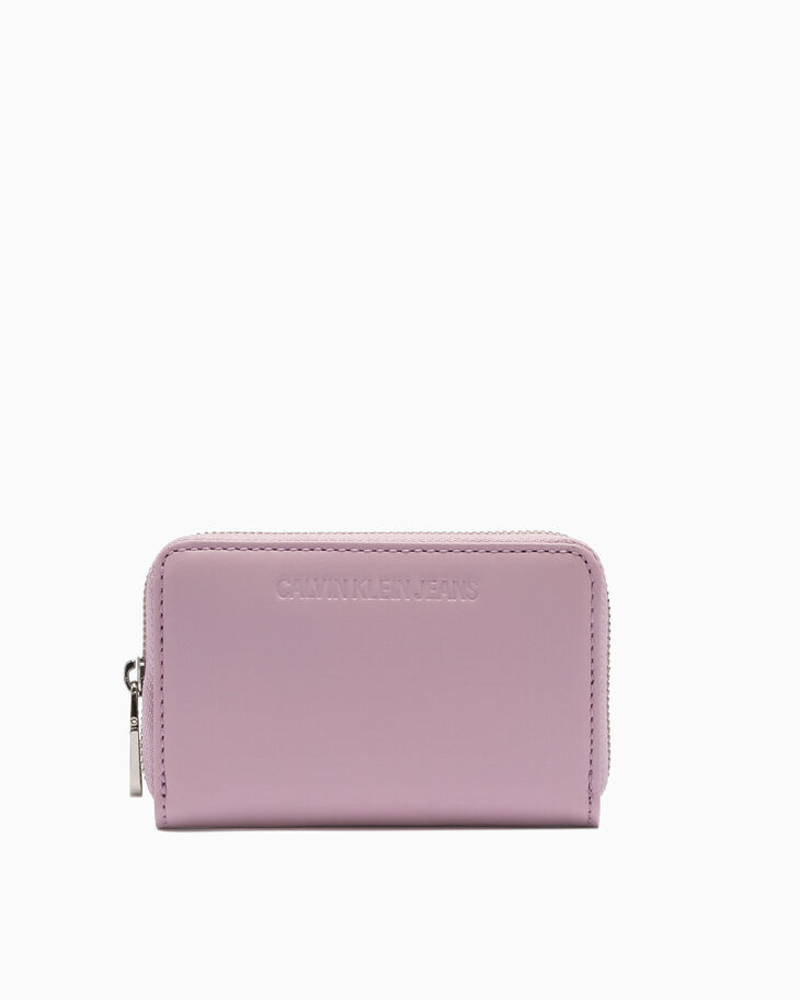 CALVIN KLEIN SCULPTED ACCORDION WALLET