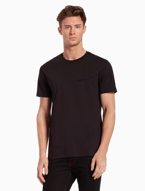 CALVIN KLEIN PREMIUM 웨스턴 포켓 티셔츠