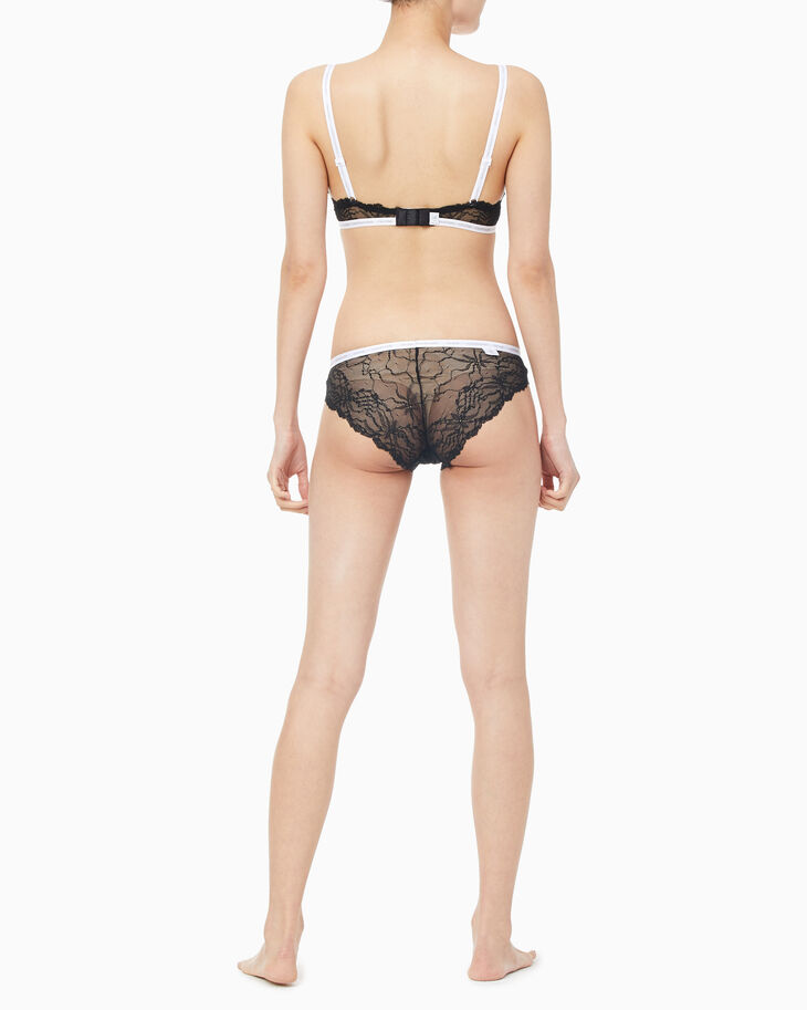 CALVIN KLEIN CK ONE LIGHTLY LINED BALCONETTE