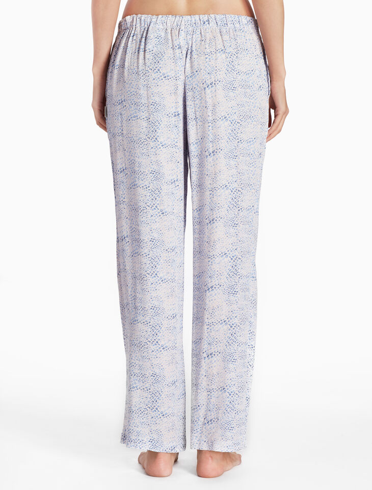 CALVIN KLEIN WOVEN VISCOSE SLEEP PANTS