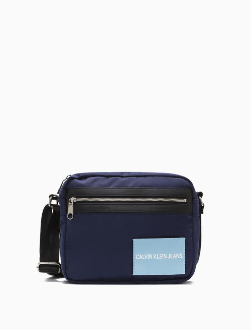 CALVIN KLEIN FABRIC CAMERA BAG 27