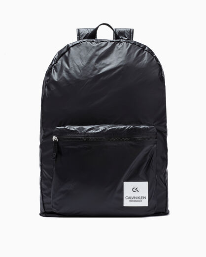 CALVIN KLEIN BASICS BACKPACK WITH PONCHO