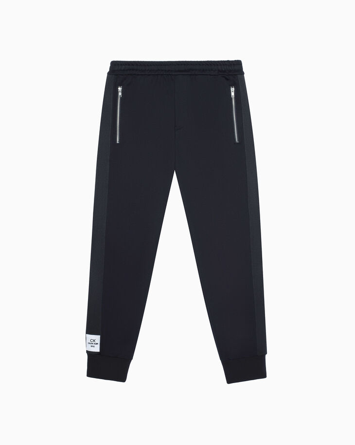 CALVIN KLEIN SIDE TAPE SWEAT PANTS