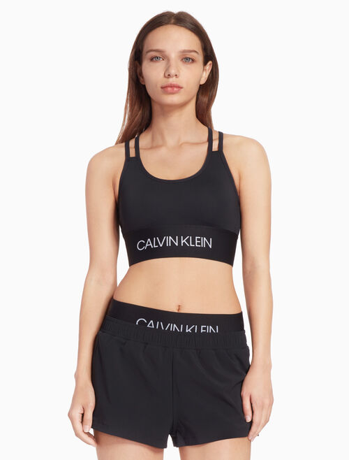 CALVIN KLEIN ACTIVE ICON 스트랩 브라
