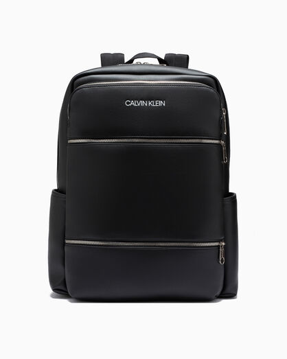 CALVIN KLEIN SMOOTH ESSENTIALS BACKPACK 45