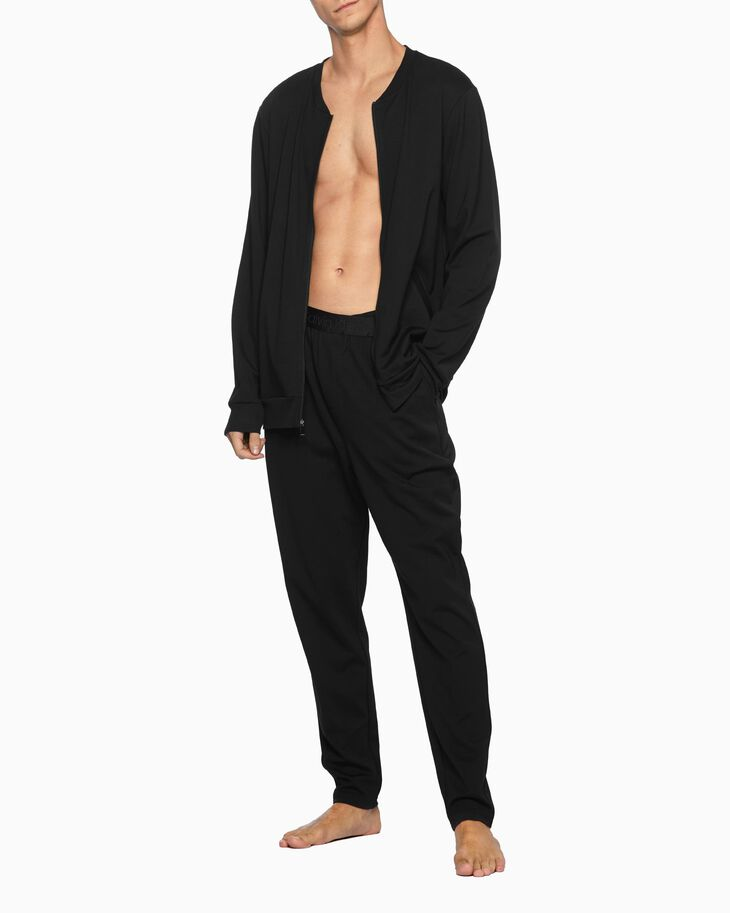 CALVIN KLEIN CK BLACK LOUNGE SLEEP PANTS