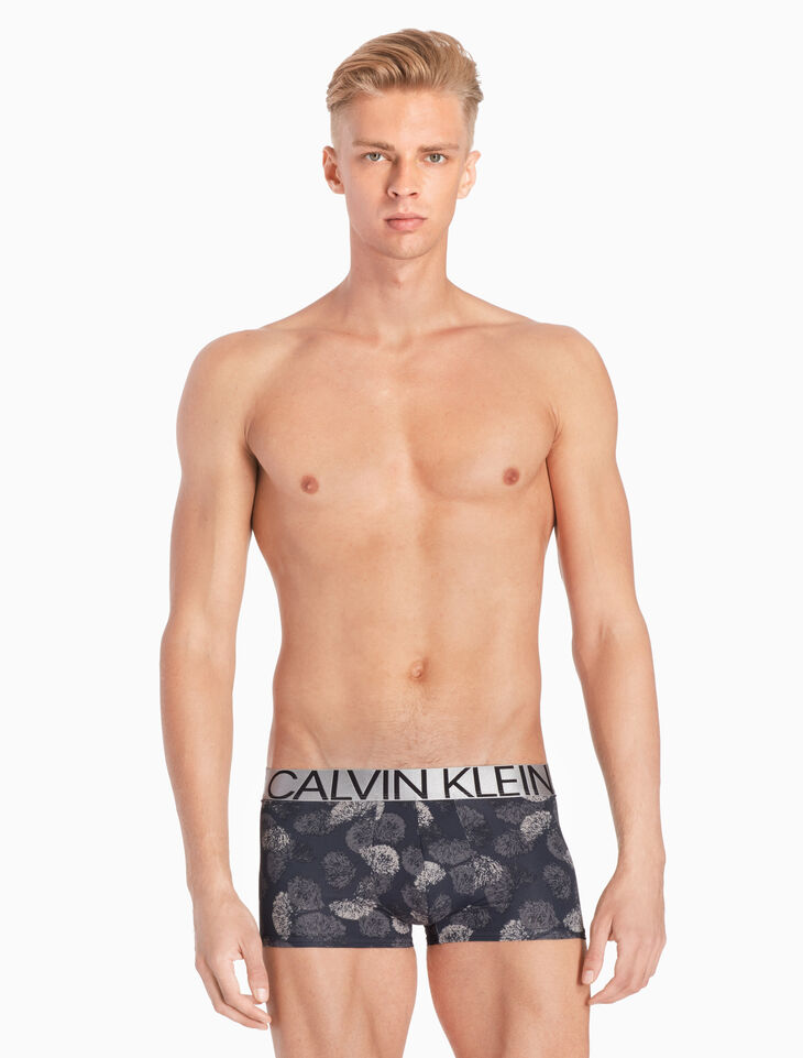 CALVIN KLEIN STATEMENT MICRO POM POM TRUNKS