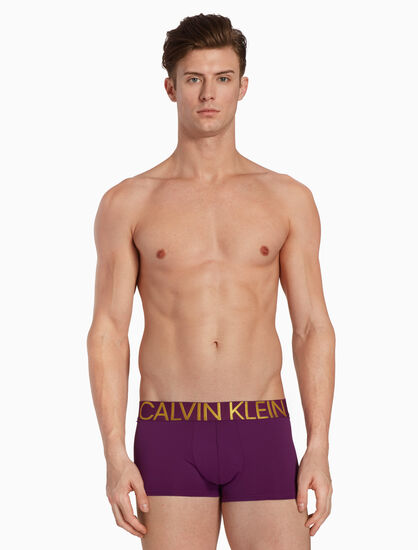 CALVIN KLEIN STATEMENT 1981 MICRO LOW RISE TRUNK