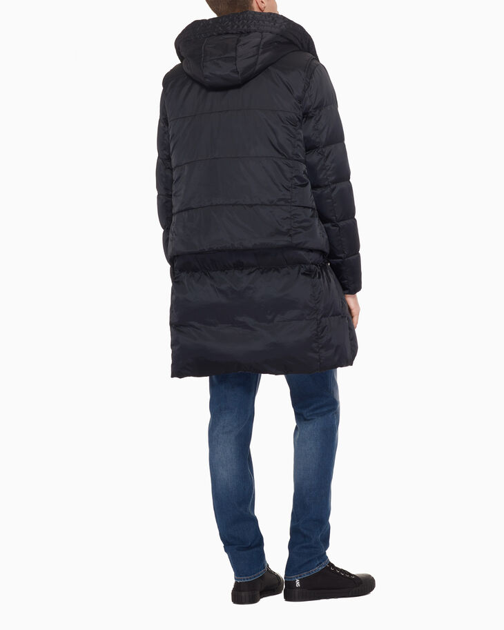 CALVIN KLEIN 2 IN 1 LONG DOWN JACKET