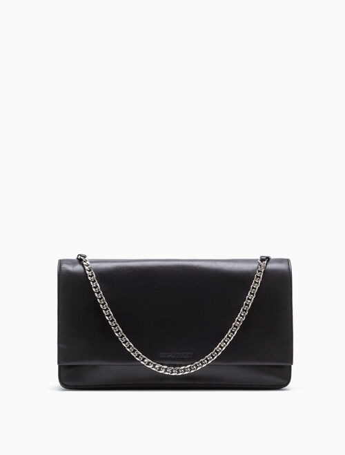 CALVIN KLEIN FOLDED SHOULDER BAG