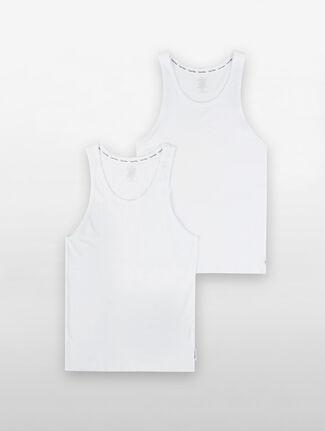 CALVIN KLEIN Modern Cotton ストレッチ タンク2パック