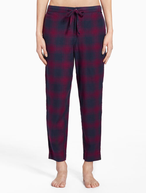 CALVIN KLEIN FLANNEL SLEEP PANT