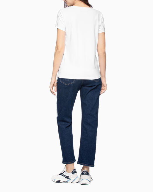 CALVIN KLEIN GRADIENT LOGO 티셔츠