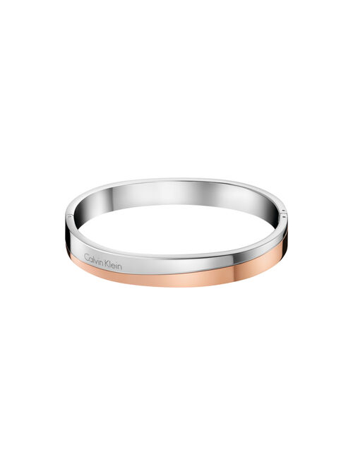 CALVIN KLEIN HOOK BANGLE