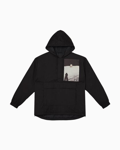 CALVIN KLEIN MOON LANDINGS GRAPHIC ANORAK
