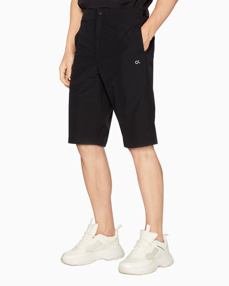 CALVIN KLEIN SPACE LINES ZIP OFF PANTS