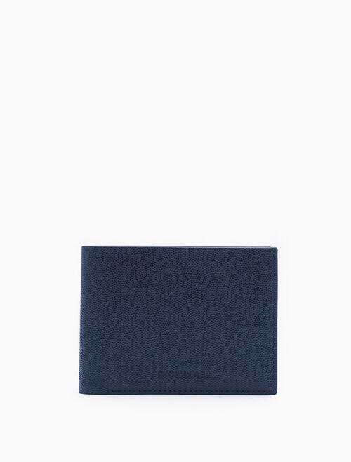 CALVIN KLEIN 經典對摺式錢包