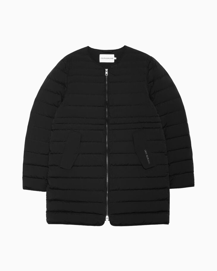 CALVIN KLEIN QUILTED DOWN JACKET