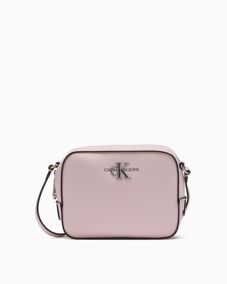 CALVIN KLEIN MONOGRAM CAMERA BAG