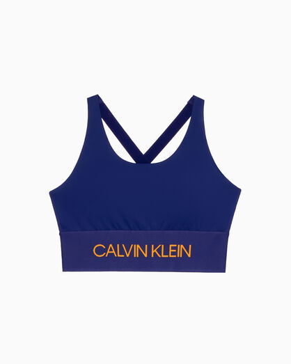 CALVIN KLEIN Active Icon Color Back Strap Bra