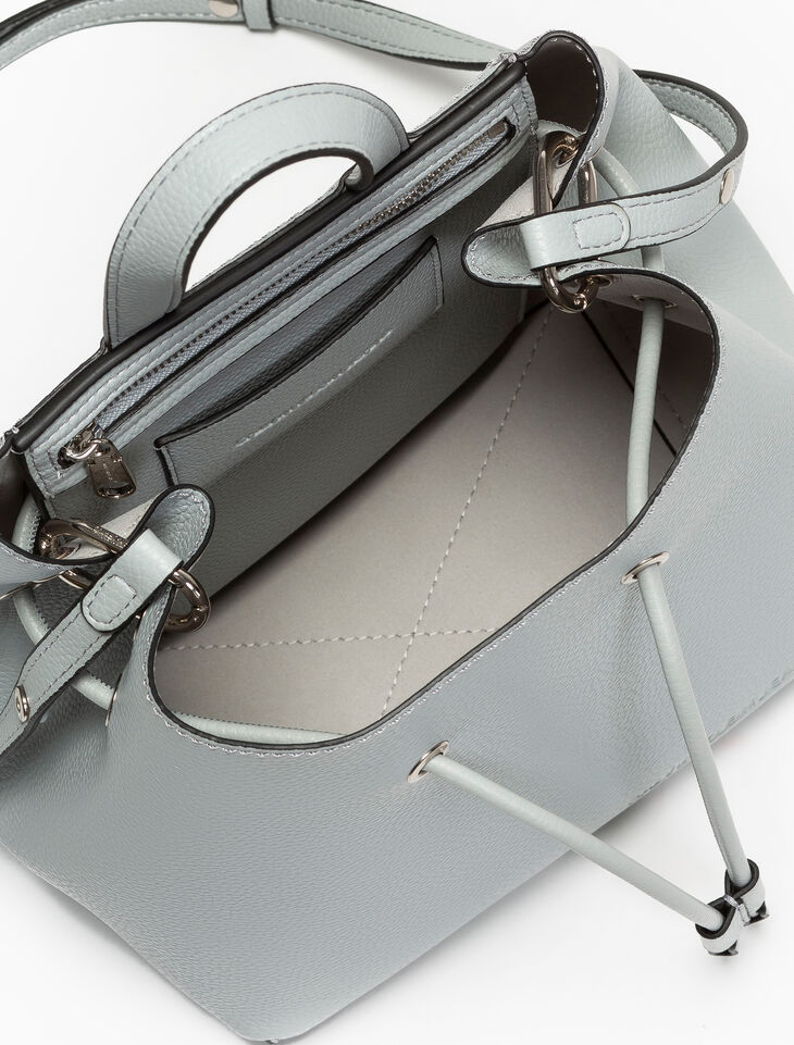 CALVIN KLEIN ULTRA LIGHT CITY BUCKET BAG