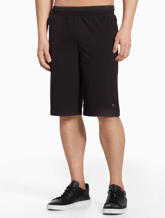 CALVIN KLEIN BOARDSHORTS WITH ZIP POCKETS