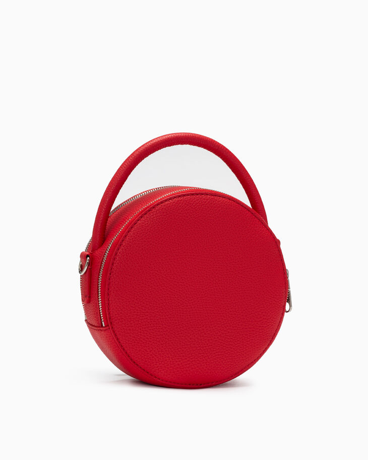 CALVIN KLEIN ULTRA LIGHT ROUND CROSSBODY BAG