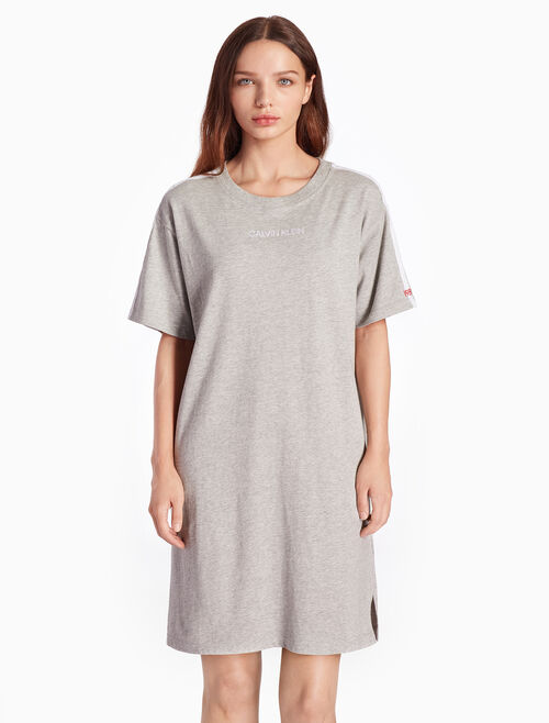 CALVIN KLEIN STATEMENT LOUNGE NIGHT SHIRT