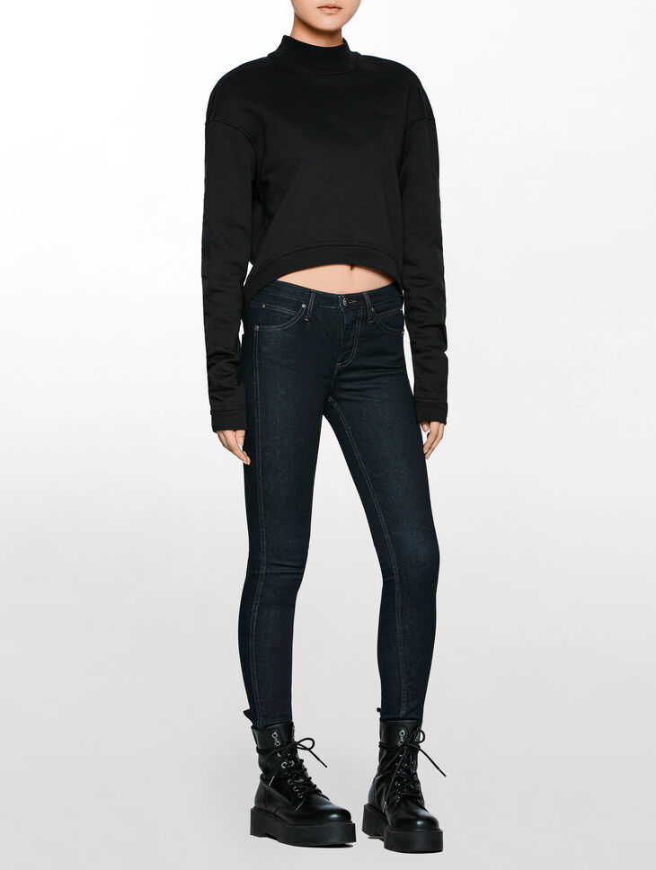 CALVIN KLEIN SCULPTED SKINNY JEANS