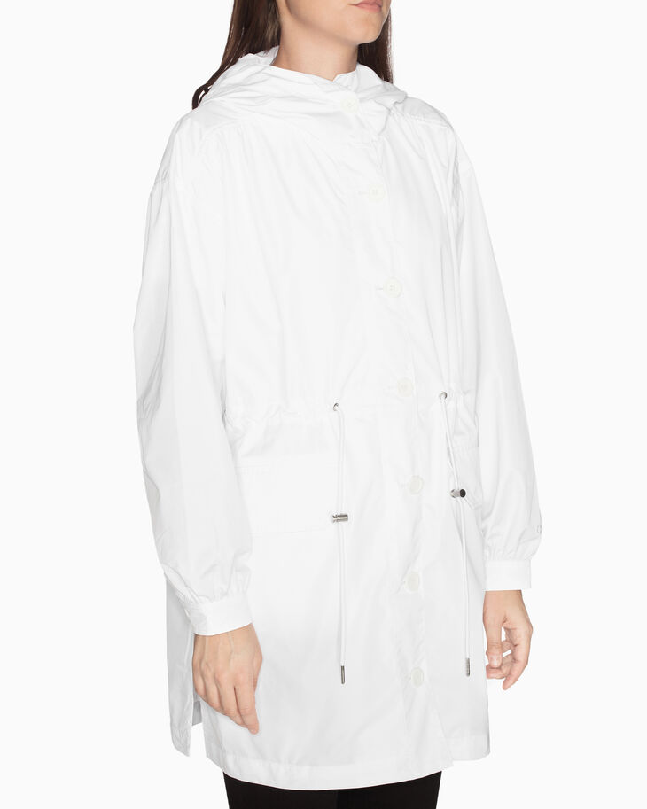 CALVIN KLEIN HOODED MID-LENGTH 파카 재킷