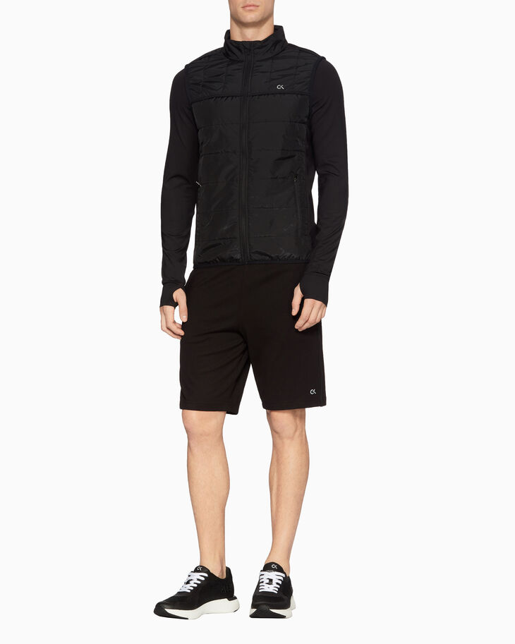 CALVIN KLEIN ACTIVE ICON KNIT SHORTS