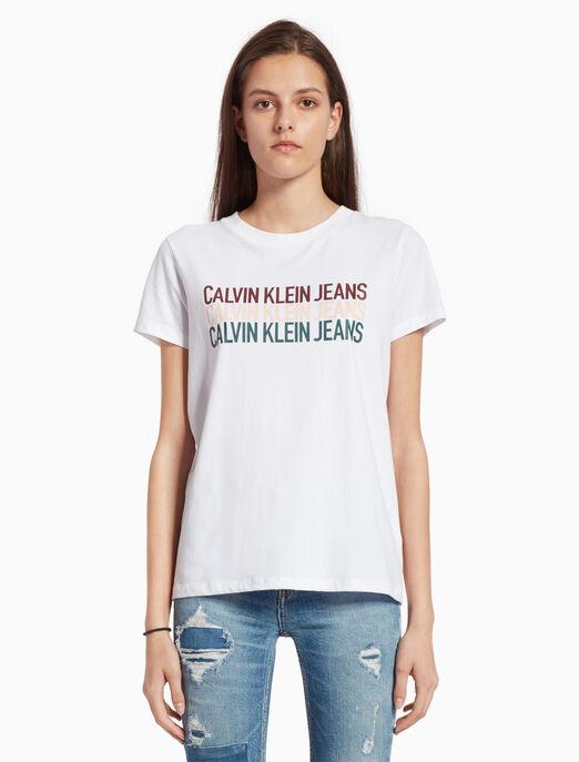 926f57fd26ab1e BUY TRIPLE LOGO TEE - Calvin Klein Hong Kong