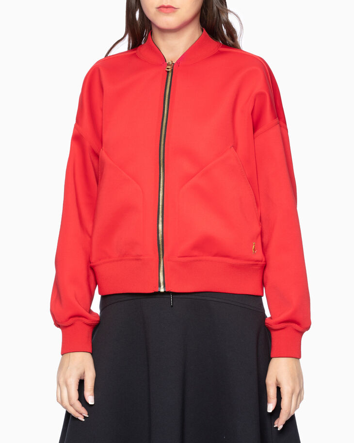 CALVIN KLEIN CNY SPECIAL REVERSIBLE BOMBER JACKET