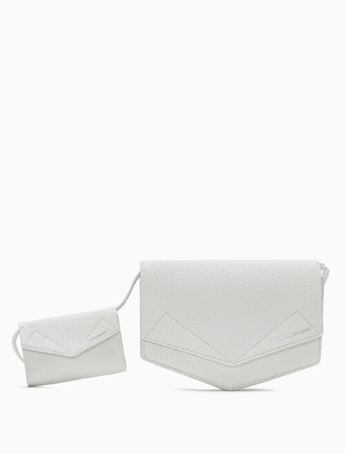 CALVIN KLEIN MINI BOX CROSSBODY BAG