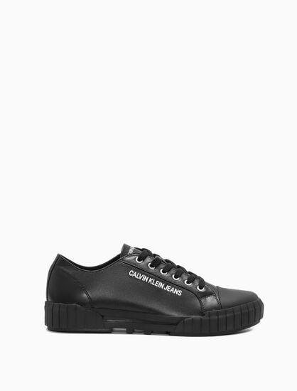 CALVIN KLEIN BURTON 烏黑色運動鞋