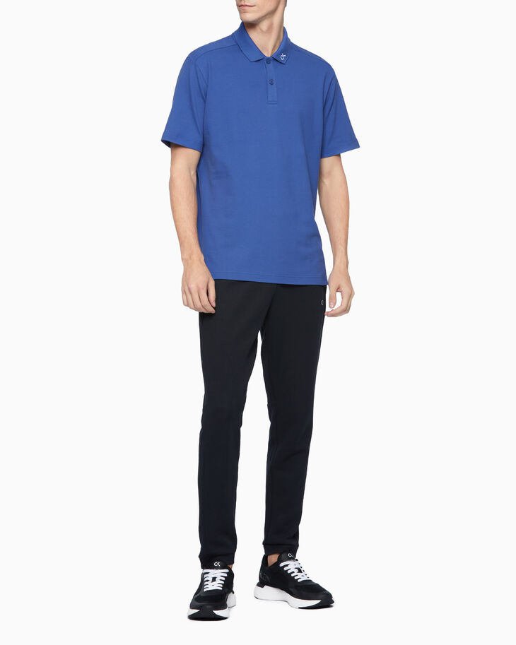 CALVIN KLEIN ACTIVE ICON POLO SHIRT