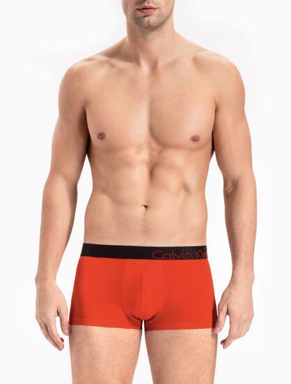 CALVIN KLEIN TECH FUSION 低腰貼身短版四角褲