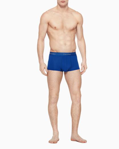 CALVIN KLEIN LIGHT MICRO 低腰貼身短版四角褲