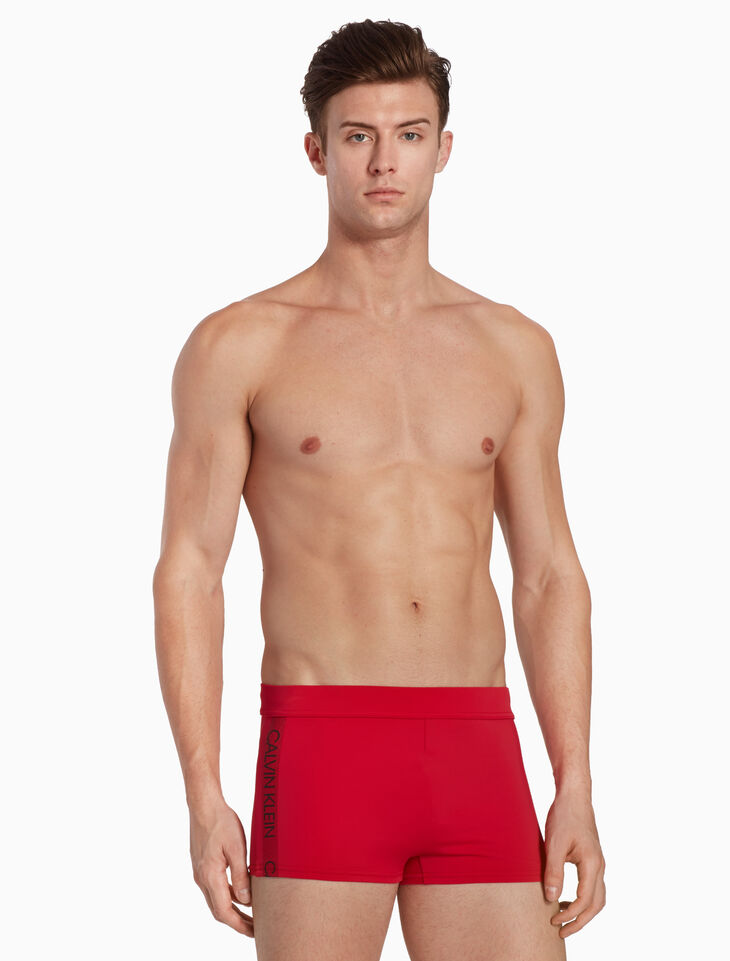 CALVIN KLEIN CORE LOGO TAPE TRUNKS
