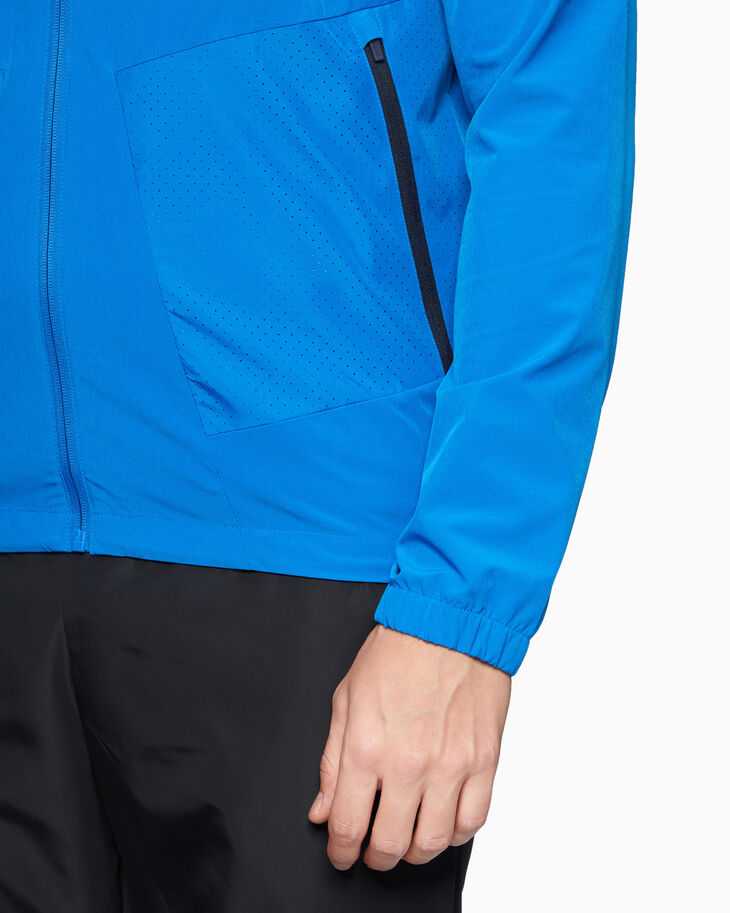CALVIN KLEIN UTILITY STRONG TECH TRAINING JACKET