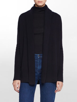 CALVIN KLEIN SHARI LONG SLEEVES CARDIGAN